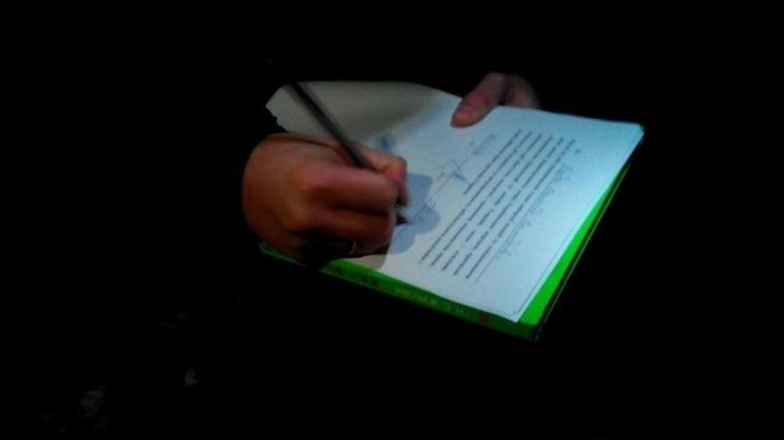 Членам райизбиркомов в Кривом Роге пришлось принимать присягу и заполнять документы на улице (ФОТО), фото-2