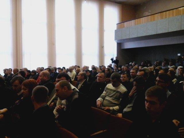 В Долгинцевском районе  депутаты не смогли избрать председателя райсовета (ФОТО), фото-2