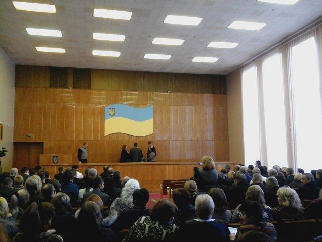 В Долгинцевском районе  депутаты не смогли избрать председателя райсовета (ФОТО), фото-6