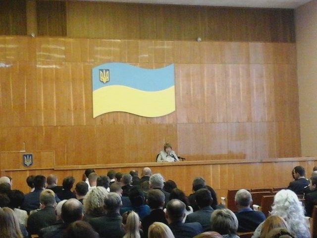 В Долгинцевском районе  депутаты не смогли избрать председателя райсовета (ФОТО), фото-3