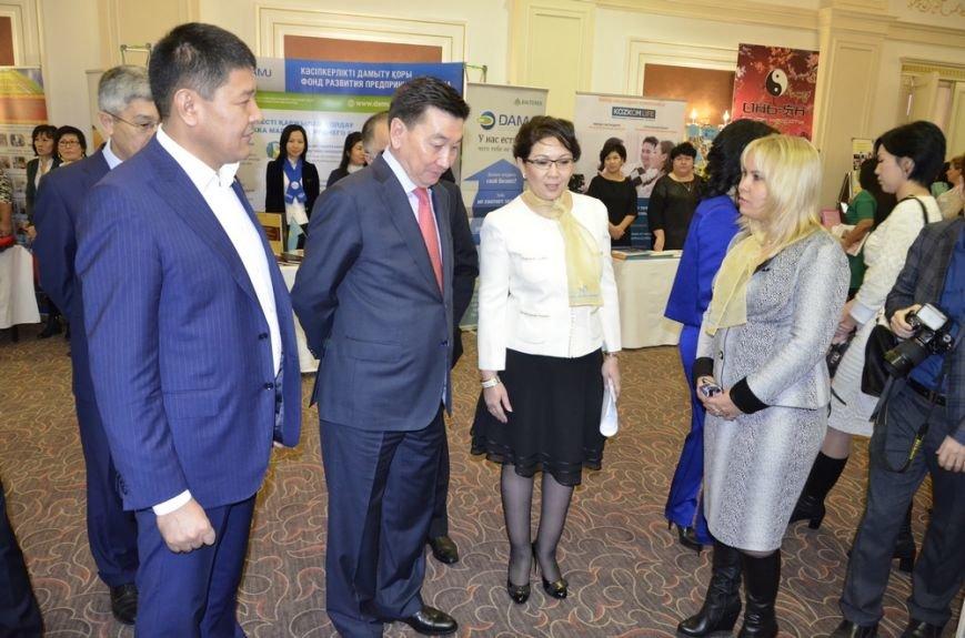 Первый форум Совета деловых женщин при РПП прошёл в Актау, фото-2