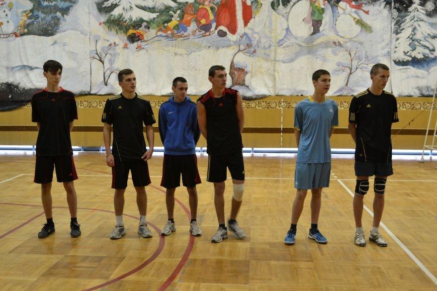 Днепродзержинские волейболисты провели турнир памяти Станислава Лясоты, фото-1