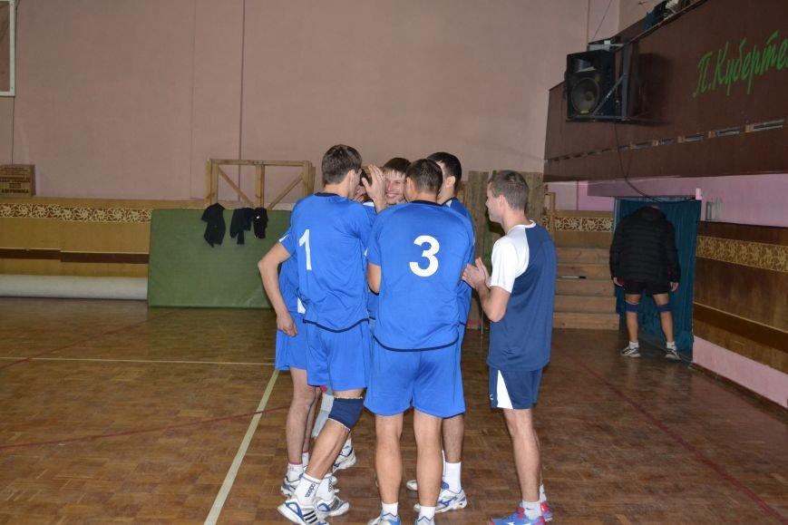 Днепродзержинские волейболисты провели турнир памяти Станислава Лясоты, фото-9