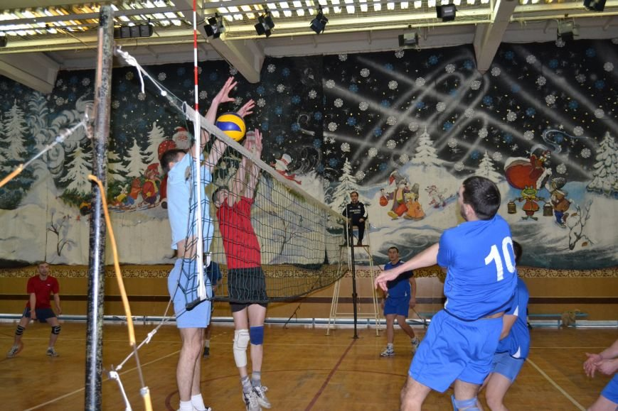 Днепродзержинские волейболисты провели турнир памяти Станислава Лясоты, фото-12
