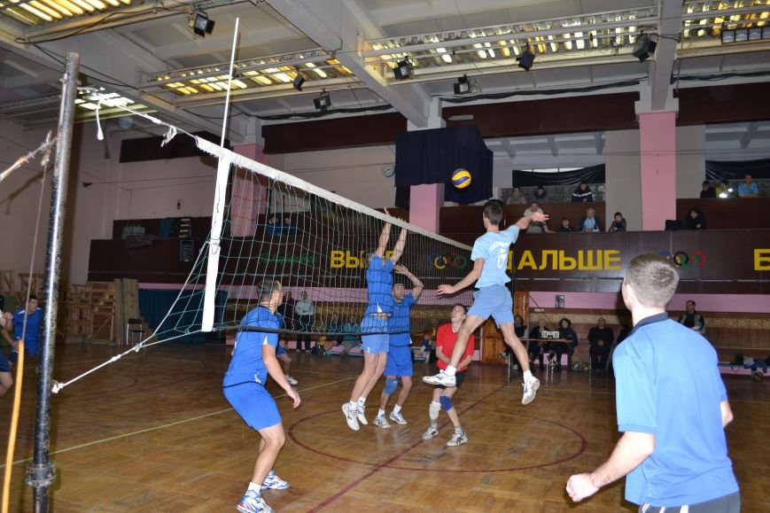 Днепродзержинские волейболисты провели турнир памяти Станислава Лясоты, фото-15