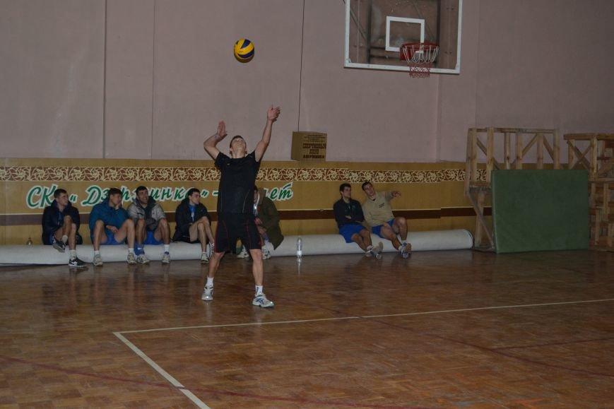 Днепродзержинские волейболисты провели турнир памяти Станислава Лясоты, фото-5
