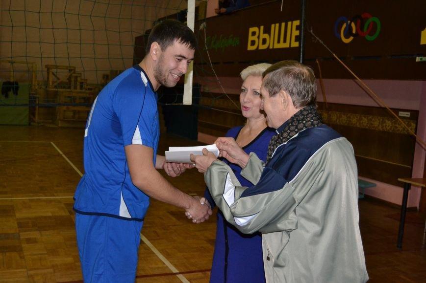 Днепродзержинские волейболисты провели турнир памяти Станислава Лясоты, фото-25