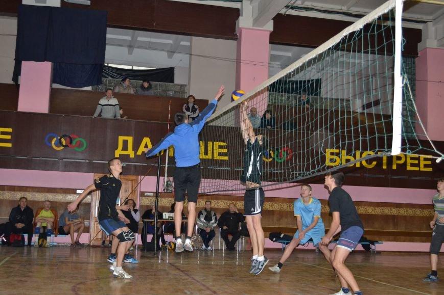 Днепродзержинские волейболисты провели турнир памяти Станислава Лясоты, фото-3