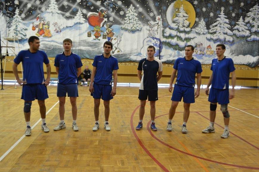 Днепродзержинские волейболисты провели турнир памяти Станислава Лясоты, фото-7