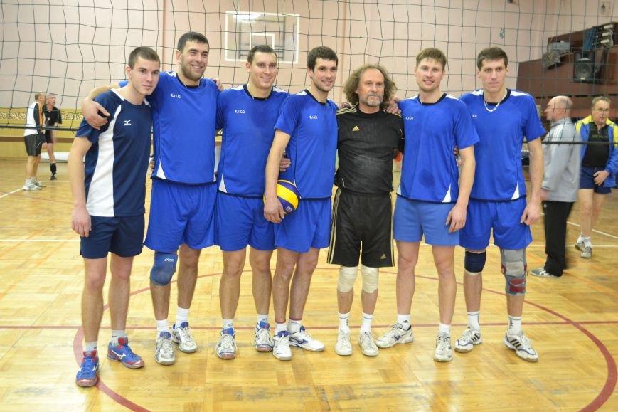 Днепродзержинские волейболисты провели турнир памяти Станислава Лясоты, фото-28