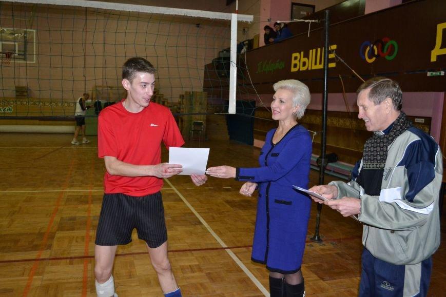 Днепродзержинские волейболисты провели турнир памяти Станислава Лясоты, фото-24