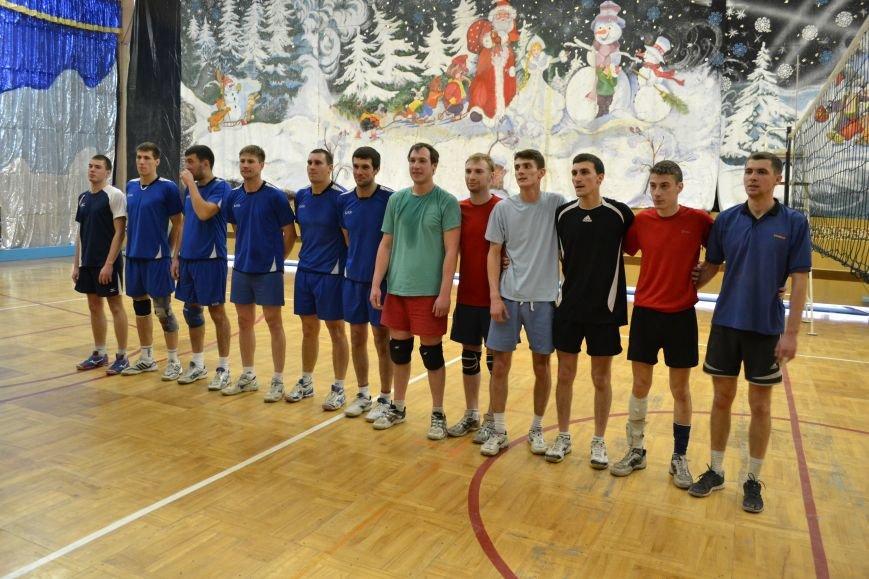Днепродзержинские волейболисты провели турнир памяти Станислава Лясоты, фото-23