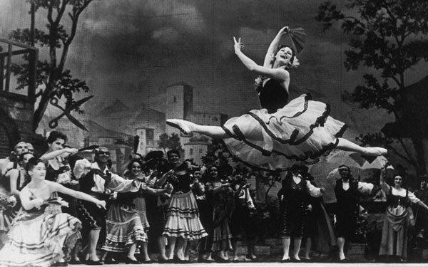 В Днепропетровске память Майи Плисецкой почтиди вечером классического балета (фото) - фото 1