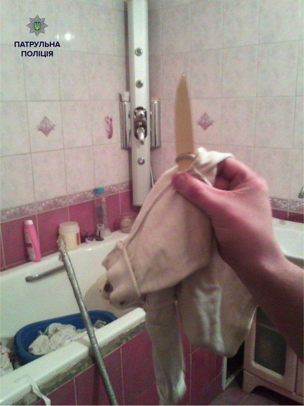 У Львові під час сварки дружина завдала своєму чоловікові 5 ножових поранень (ФОТО) (фото) - фото 2