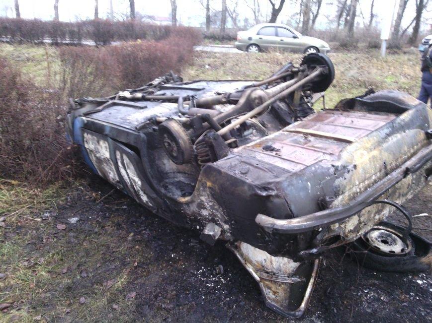 В Днепродзержинске на выходных горели автомобили и дома, фото-2