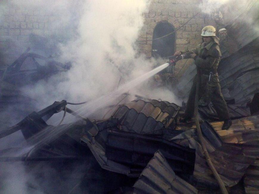 В Днепродзержинске на выходных горели автомобили и дома, фото-4