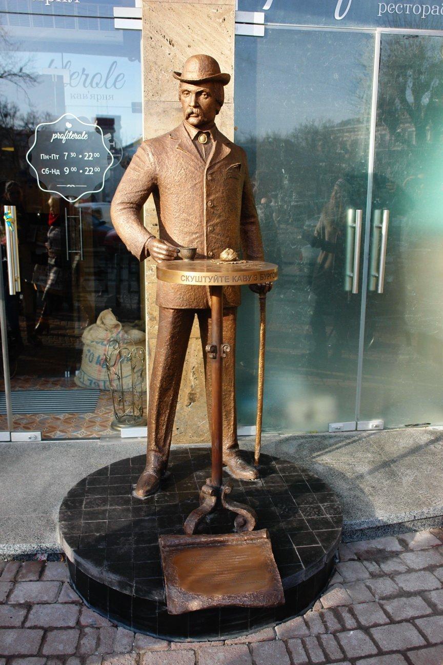 Відбудовник Станіславова постав перед франківцями у бронзі (ФОТО) (фото) - фото 1