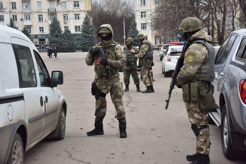 В Краматорске спецподразделение полиции за день выявило двух сепаратистов, уголовника и наркодилера, фото-4
