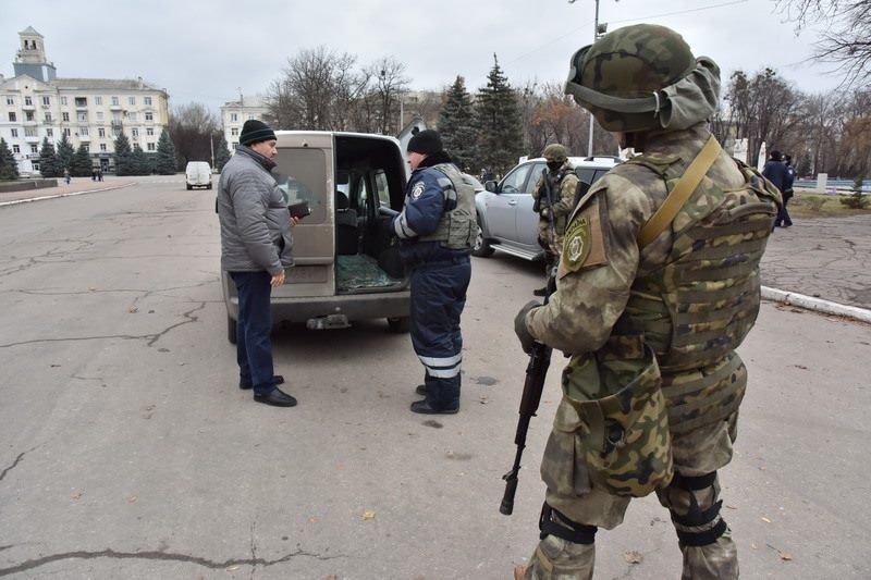 В Краматорске спецподразделение полиции за день выявило двух сепаратистов, уголовника и наркодилера, фото-1