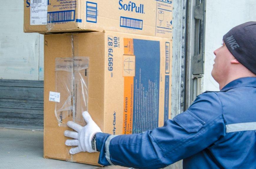 Больницы днепропетровщины в третий раз получили гуманитарную помощь от США (ФОТО) (фото) - фото 3