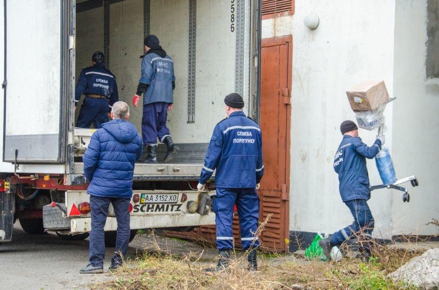 Больницы днепропетровщины в третий раз получили гуманитарную помощь от США (ФОТО) (фото) - фото 5