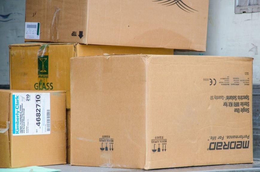 Больницы днепропетровщины в третий раз получили гуманитарную помощь от США (ФОТО) (фото) - фото 2