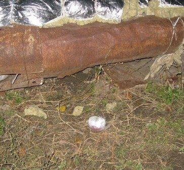 В Райковецьку виправну колонію молодик намагався перекинути наркотики (Фото) (фото) - фото 1