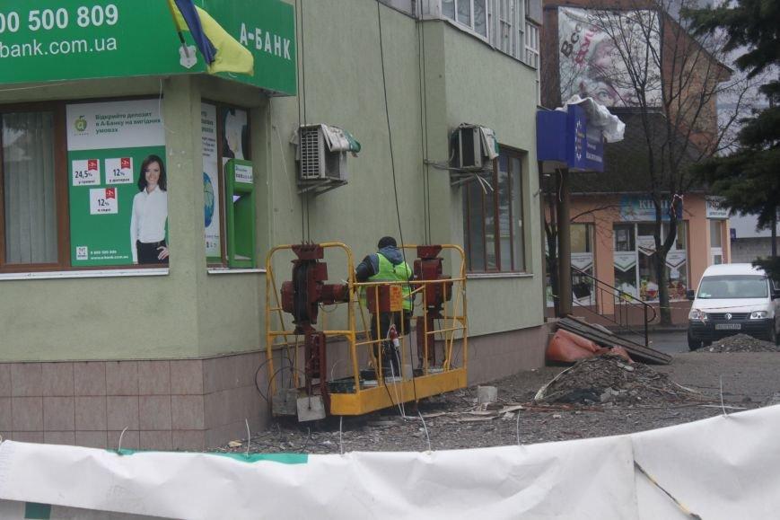 Ремонт ужгородської 16-ки: реакція її мешканців, фото-4