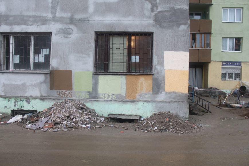 Ремонт ужгородської 16-ки: реакція її мешканців, фото-2