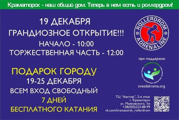 В Краматорске появится свой роллердром, фото-1