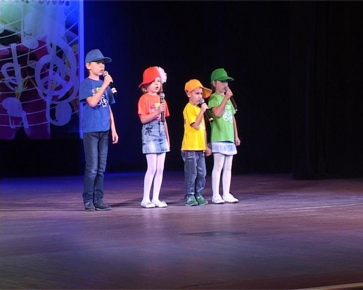 Армавирские дошкольники выступили на фестивале «Адрес детства - Кубань» (фото) - фото 1