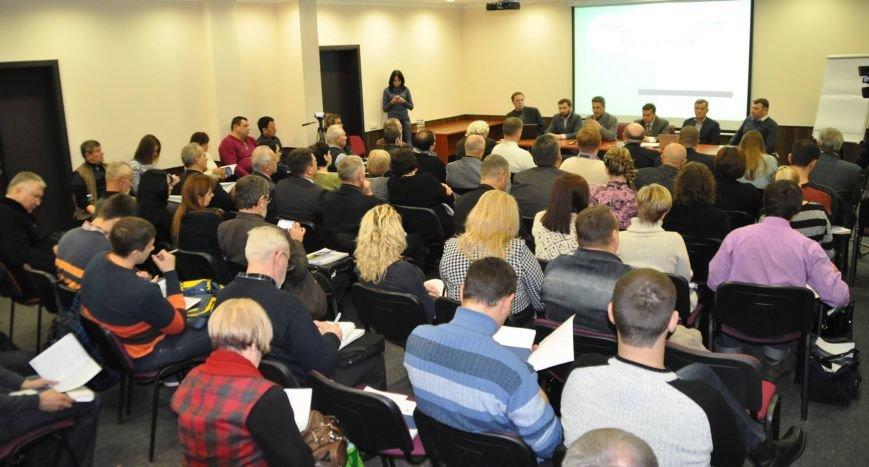 В Днепропетровске эксперты и общественность обсудили создание новой Конституции Украины (ФОТО) (фото) - фото 2