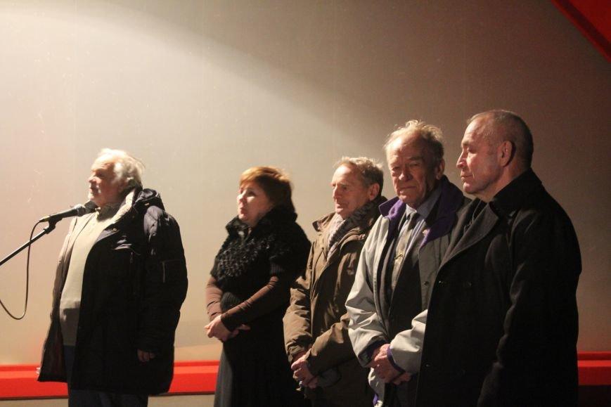 В музее истории Днепродзержинска выставку «Від земного до небесного» открывали альпинисты, фото-5