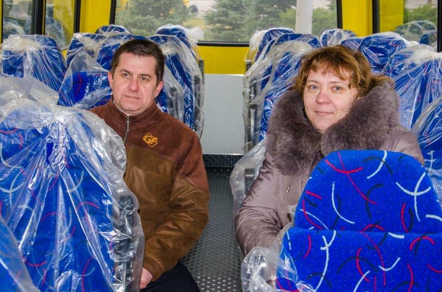 Днепропетровщина получила 35 новых школьных автобусов (ФОТО) (фото) - фото 2