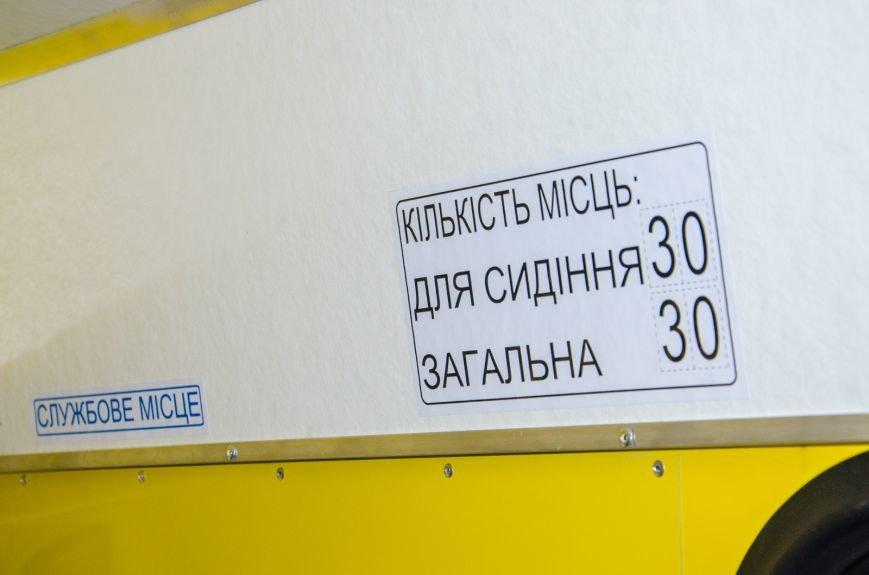 Днепропетровщина получила 35 новых школьных автобусов (ФОТО) (фото) - фото 3