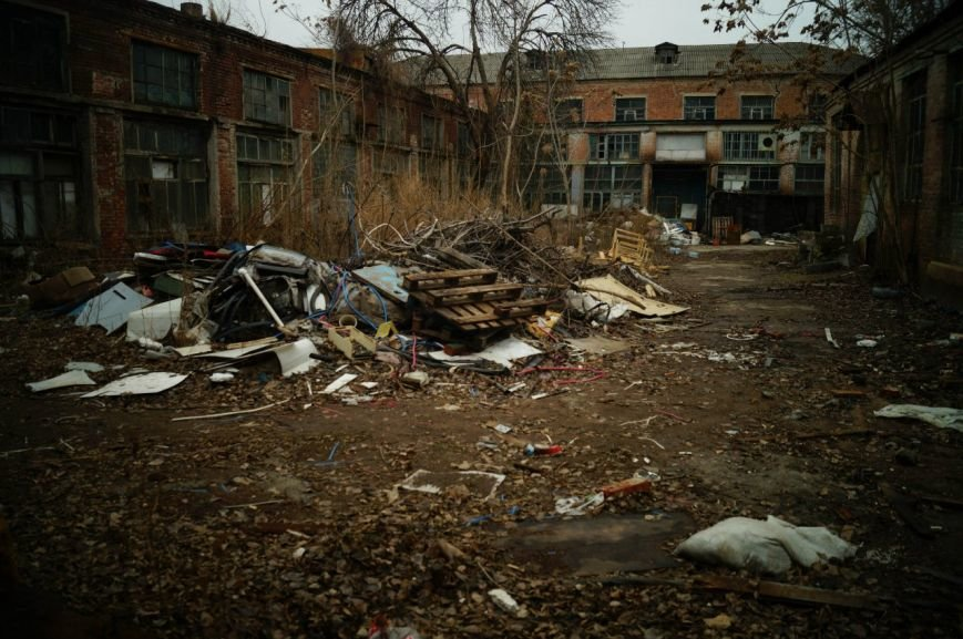 Ростовчане превращают заброшенный завод в киностудию, фото-1