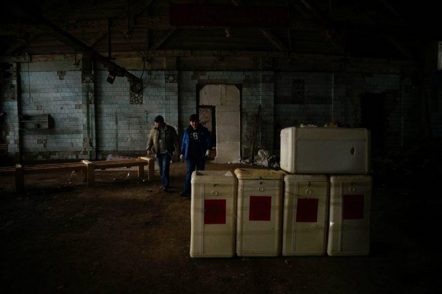Ростовчане превращают заброшенный завод в киностудию, фото-5