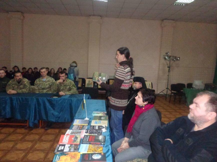 «Війна - то великий виклик, що потребує відповіді» - в Красноармейск приехал фестиваль творчества «Обручка Катерини» (фото) - фото 5