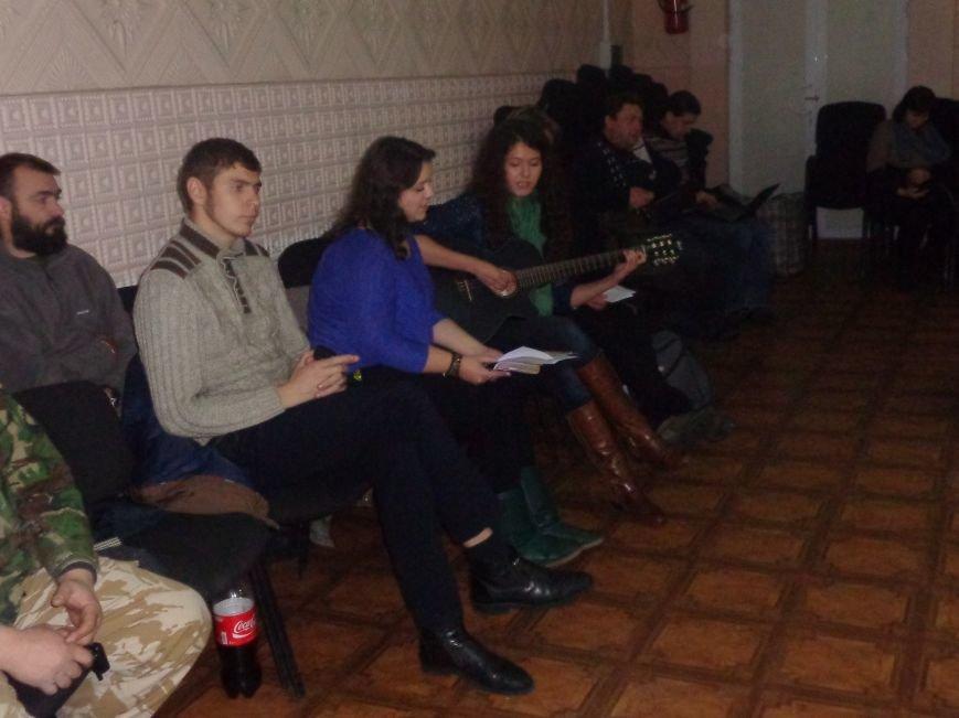 «Війна - то великий виклик, що потребує відповіді» - в Красноармейск приехал фестиваль творчества «Обручка Катерини» (фото) - фото 6