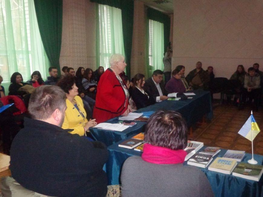 «Війна - то великий виклик, що потребує відповіді» - в Красноармейск приехал фестиваль творчества «Обручка Катерини» (фото) - фото 7