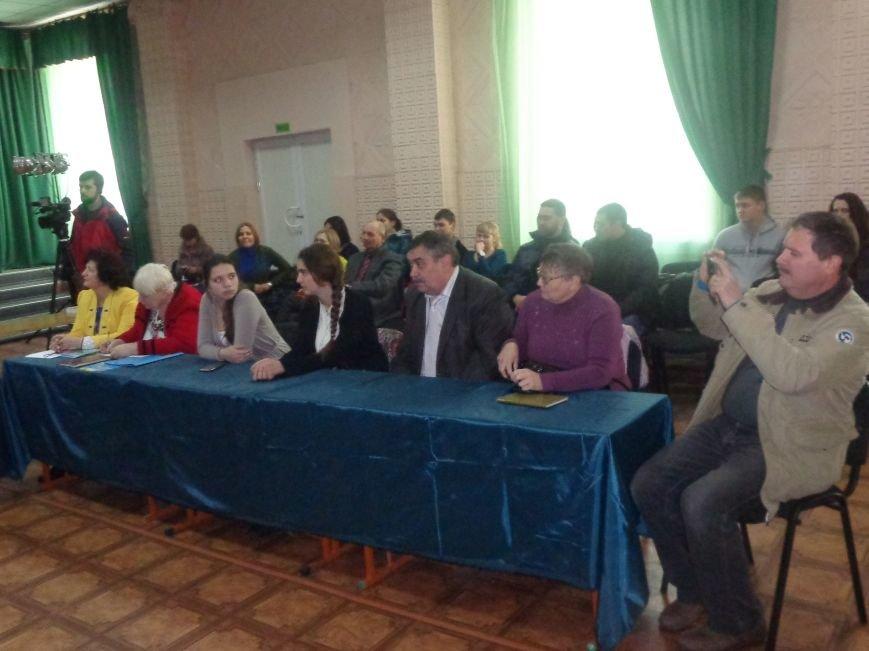 «Війна - то великий виклик, що потребує відповіді» - в Красноармейск приехал фестиваль творчества «Обручка Катерини» (фото) - фото 1