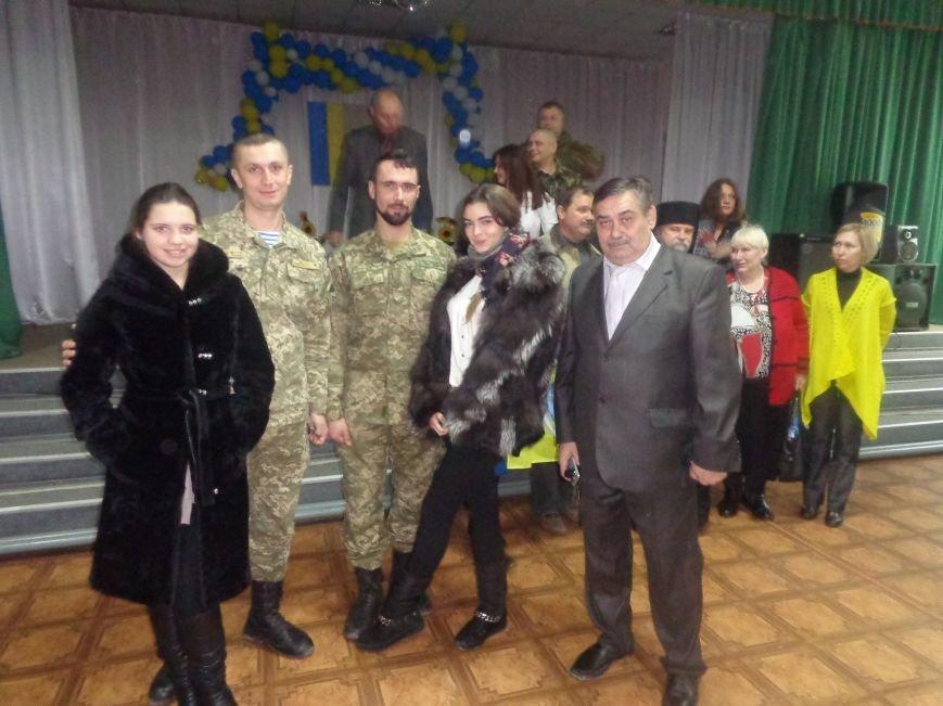 «Війна - то великий виклик, що потребує відповіді» - в Красноармейск приехал фестиваль творчества «Обручка Катерини» (фото) - фото 8