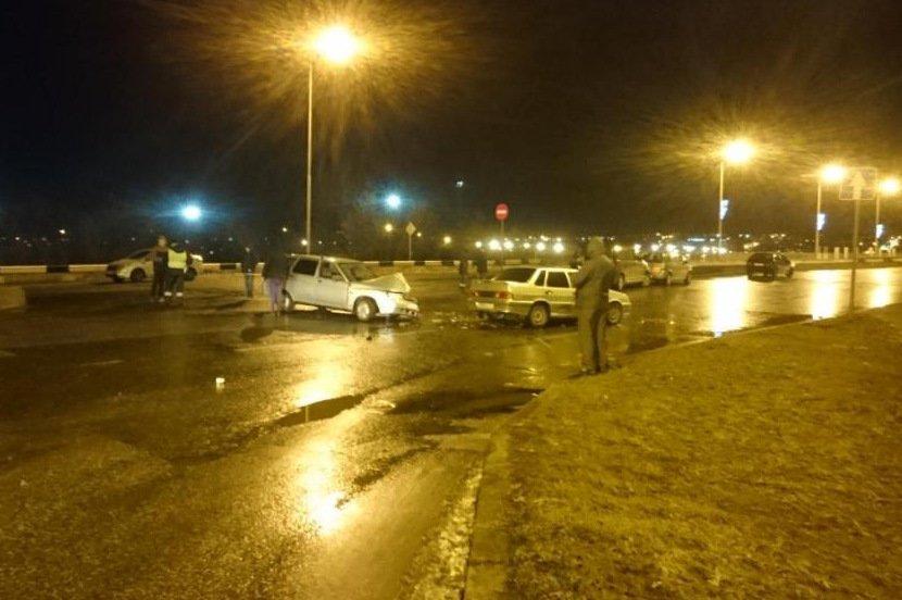 В Белгородской области женщина на «Ниве» улетела в кювет и перевернулась (фото) - фото 1