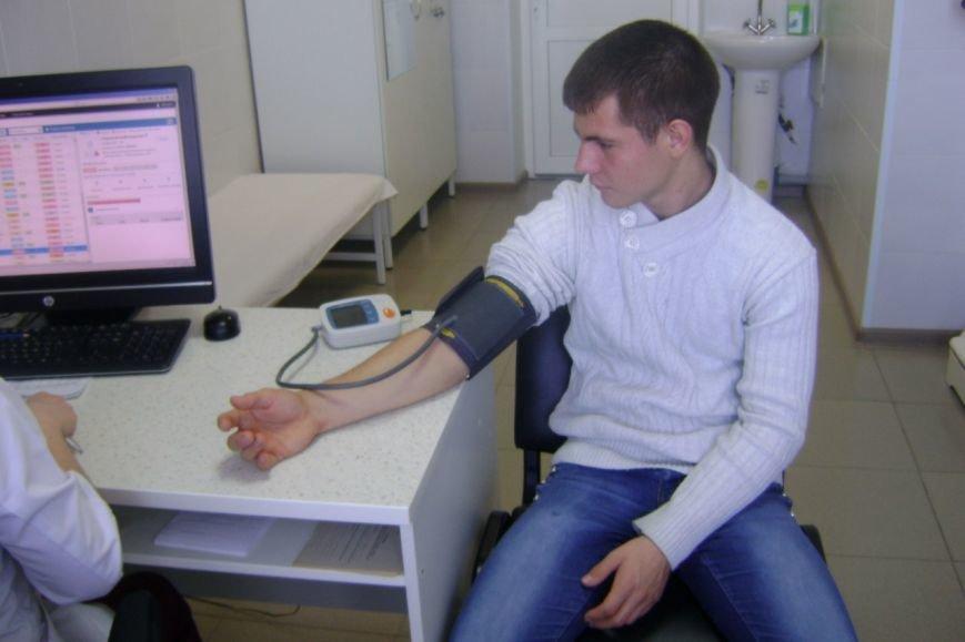 Краевая донорская акция «Капля крови-ради жизни» (фото) - фото 1
