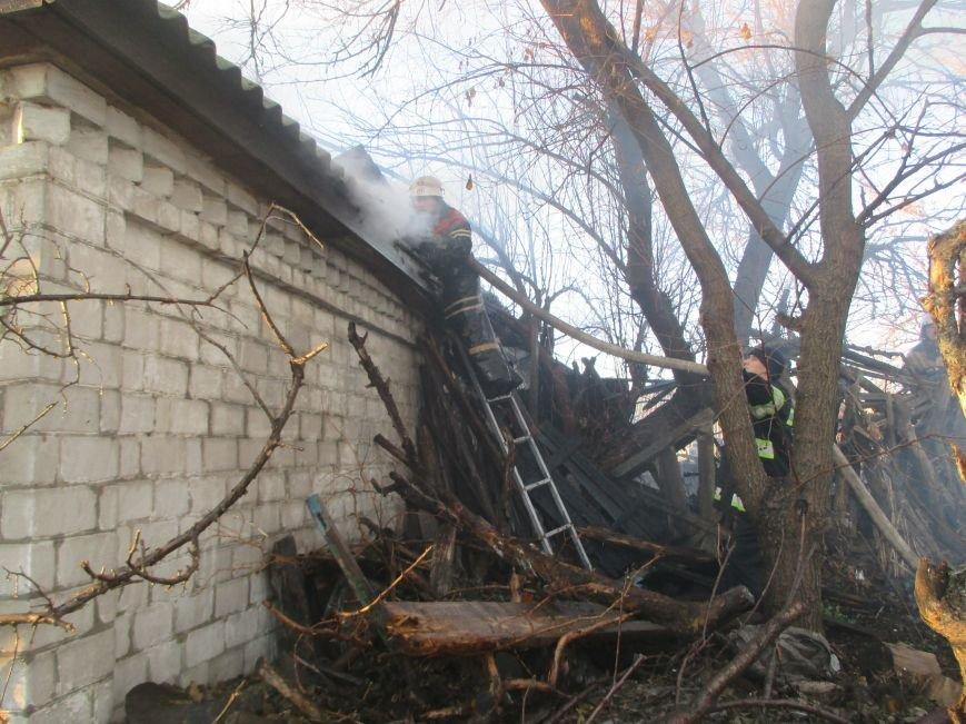 Пожар в Песчаном: вместе с домом сгорела пенсионерка (фото и видео), фото-2