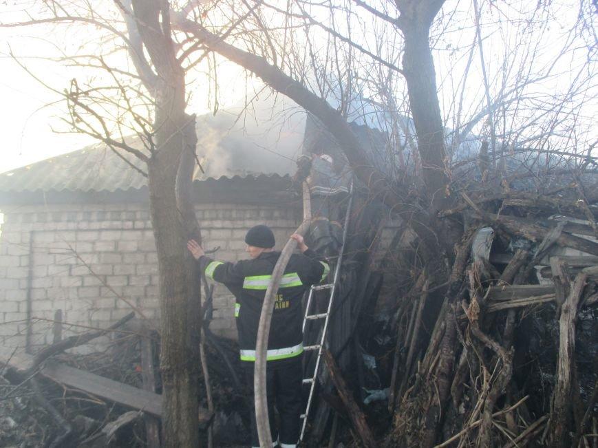 Пожар в Песчаном: вместе с домом сгорела пенсионерка (фото и видео), фото-3