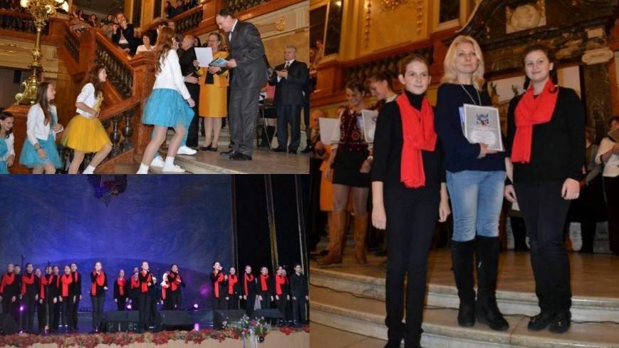 Хмельницькі співаки стали переможцями Всеукраїнського фестивалю (Фото) (фото) - фото 1