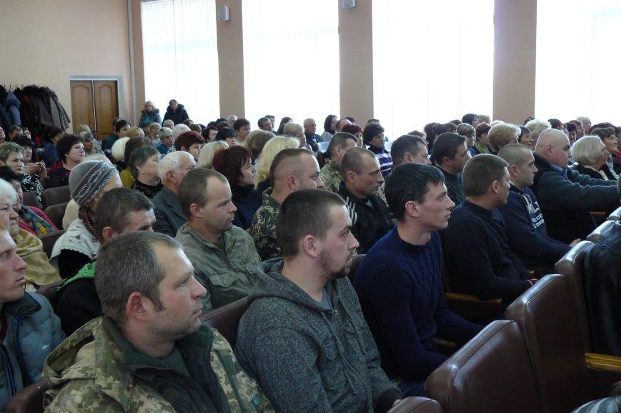 По случаю государственных праздников в Криворожском районе собрались на торжество «две армии» (ФОТО) (фото) - фото 1