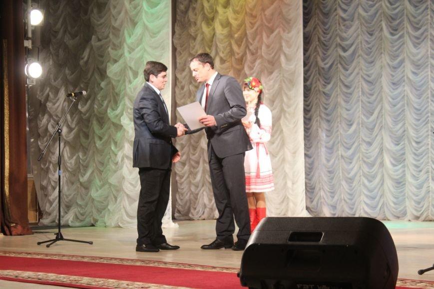 В Днепродзержинске отметили День местного самоуправления, фото-15