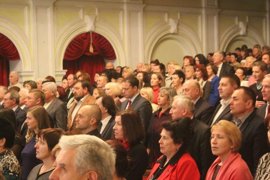 В Днепродзержинске отметили День местного самоуправления, фото-6